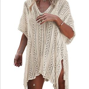 Other - Women's Boho Beach Swimsuit Coverup